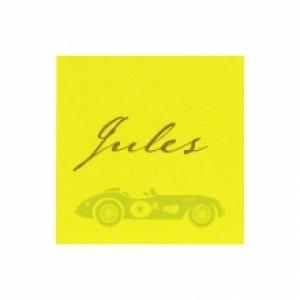 Label klein - Groene auto -  Laatste 20 stuks