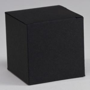 Kubusje - Zwart - Set van 5 stuks