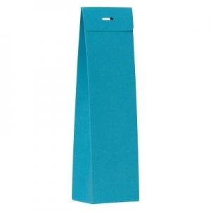 Hoog doosje - Turquoise - Set van 10 stuks