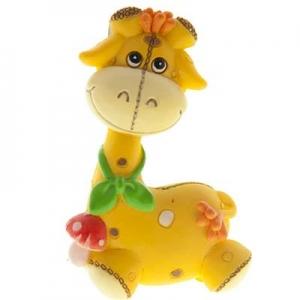 Magneet - Lief girafje - Per set van 5 stuks