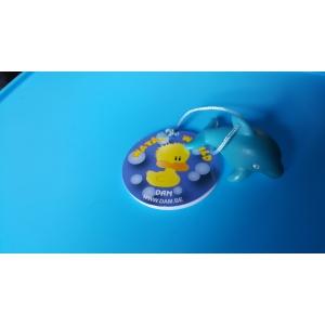 Sleutelhanger - Dolfijn - set van 5