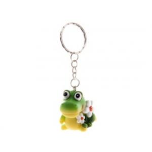 Sleutelhanger - Kroko de krokodil - set van 6